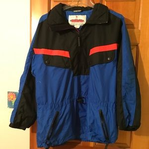 Obermeyer vintage winter coat men's M